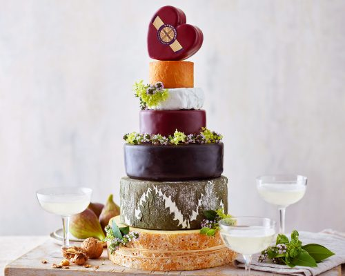 Godminster Feast Cheese Cake - Web Size