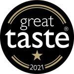 Great Taste Awards 2021 - 1 Star