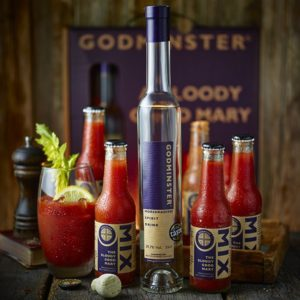 Godminster Bloody Good Mary Gift Set lifestyle